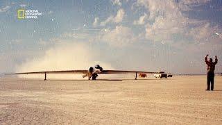 Le secret autour de du Lockheed U-2