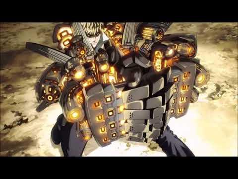 【ワンパンマンBGM】The cyborg fights【ジェノスのテーマ】