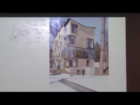 The Tectonic Grain - Nader Teherani  Technion Lecture Architecture