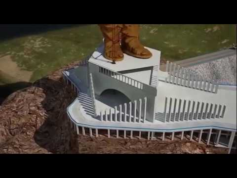 Statue of Unity - Construction methods of world's tallest Statue