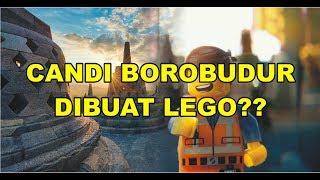 Kreatif Banget Borobudur Versi Lego Ini Nggak Kalah Keren Dengan Aslinya