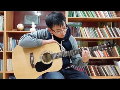 Daavka - Margad & Naraa - Chamaas bi asuuya - Guitar Lesson