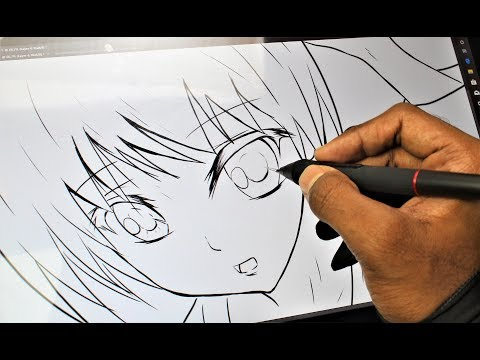Digital Art For The First Time || XP-Pen $299【Review】UNBOXING