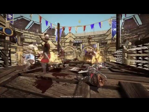 Chivalry Medieval Warfare: A Song of Smoke and Fire