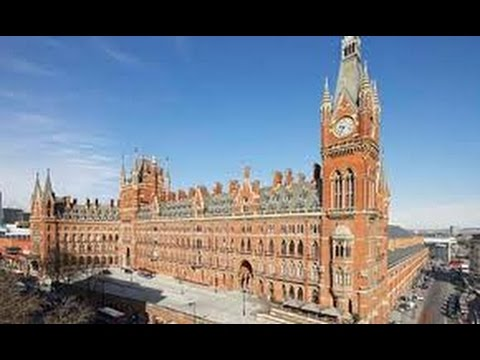 History Of GWR St Pancras Train Station Renovation To Hotel
