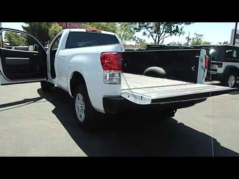 2012 toyota tundra regular cab pickup 2d 8 ft phoenix az. Black Bedroom Furniture Sets. Home Design Ideas