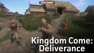 Kingdom Come: Deliverance first look & review in progress