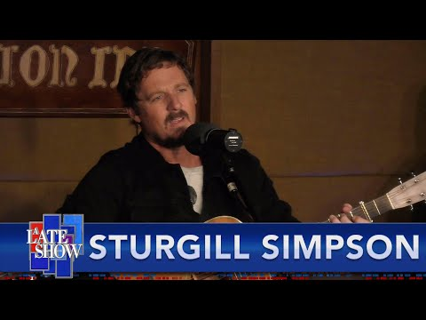 "Sturgill Simpson ""Breakers Roar"""