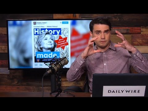 The Ben Shapiro Show Ep. 144 - Hillary's Not Going To Jail, Because America Is Toast