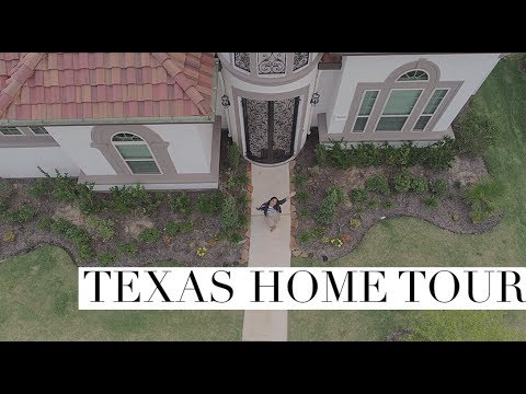 TEXAS HOME TOUR || DEEPICA MUTYALA