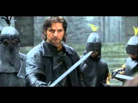 Каждый выбирает для себя. Robin Hood BBC.