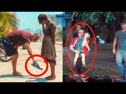 Top 10 Incredible Real Life Heroes That Serve Humanity Caught On Camera