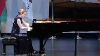 Scriabin - Vers la flamme Op 72 Olga Stezhko piano Live