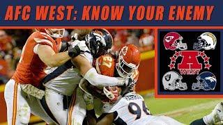 AFC WEST: Denver Broncos Better or Worse?