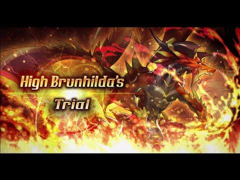 Dragalia Lost OST - High Brunhilda Trial (Greatwyrm Theme Version 2)