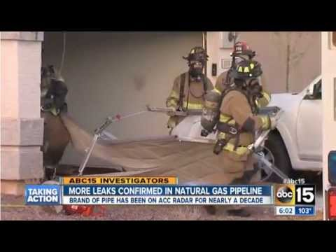 Southwest Gas New Leaks