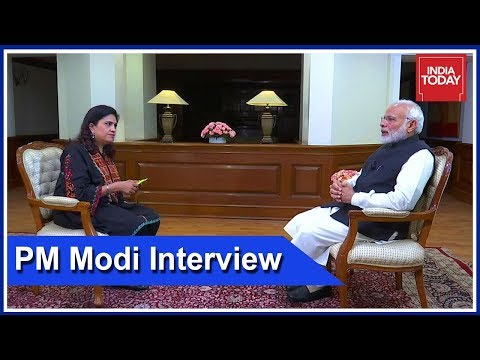 PM Narendra Modi's First Interview Of 2019; Sets Agenda For 2019 Polls