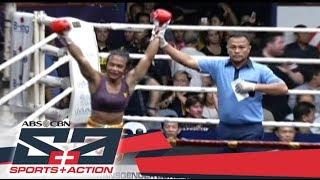 The Score: Transgender boxer