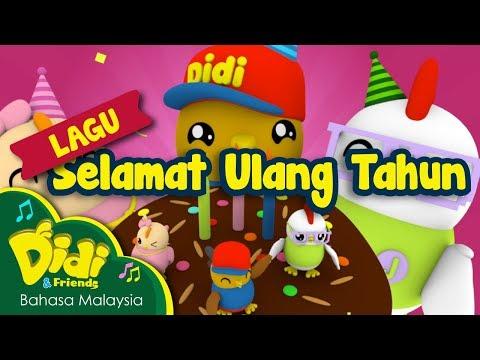 Lagu Anak-Anak Indonesia   Didi & Friends   Selamat Ulang Tahun