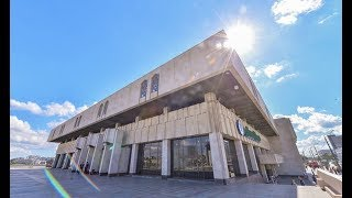 Пресс-конференция о репертуаре театра им.Г.Камала в период ЧМ-2018