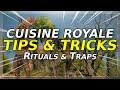 CUISINE ROYALE - TRAPS - Tips & Tricks