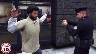 Top 10 Times GTA Went Too Far