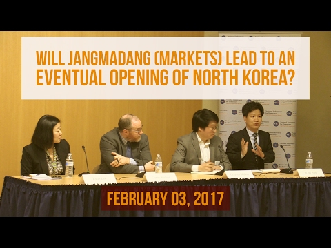 Will Jangmadang (Markets) Lead to an Eventual Opening of North Korea?