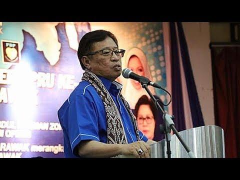 Abang Johari yakin BN menang majoriti kerusi di Sarawak