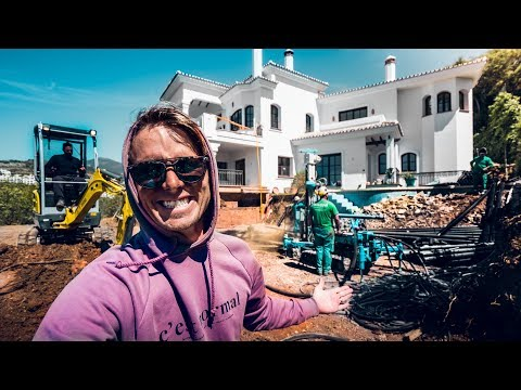 NEW CRAZY PLANS IN MARBELLA! | VLOG³ 02