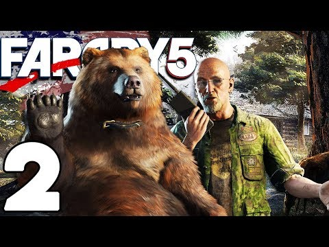 CULT INFOMERCIAL | Far Cry 5 Gameplay Let's Play #2