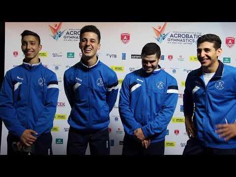 Israel - Interview Efi Efraim Sach, Yannay, Kalfa, Lidar Dana & Daniel Uralevitch