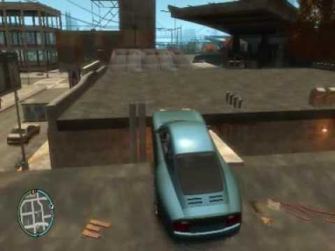 GTA IV Stunts And Crashes