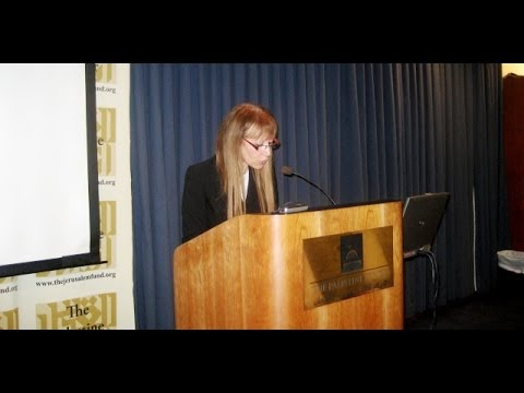 "2012 Edward Said Memorial Lecture ""A Deliberate Cruelty: Rendering Gaza Unviable"" with Dr. Sara Roy"