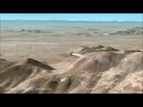 Orbiter 2016: Mojave Spaceport to Edwards AFB