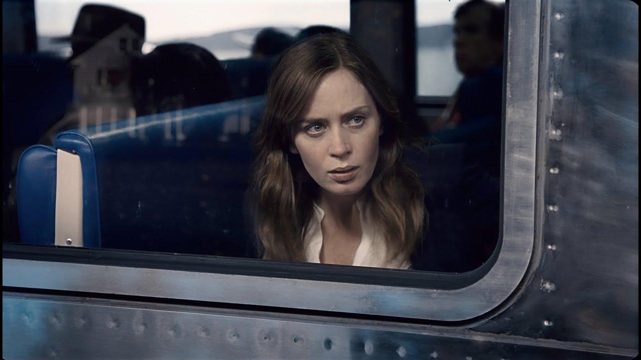 Trailer girl on the train deutsch