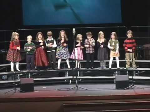 Triple R Child Care 2010 Christmas Program Part Two