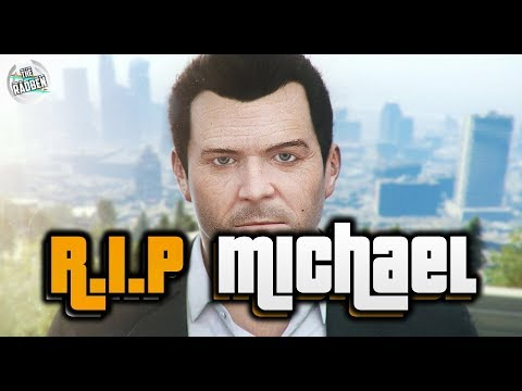 Grand Theft Auto V Time S Come Gta 5 Michael Death Gameplay