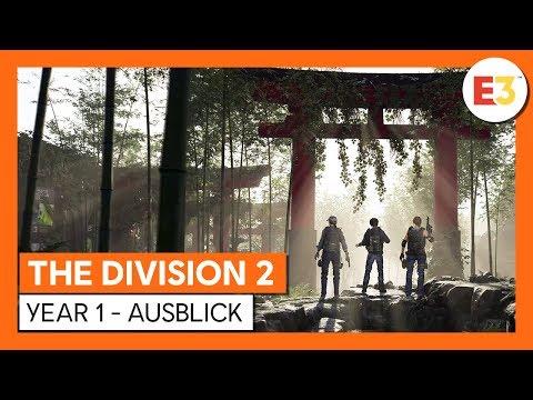 THE DIVISION 2 - E3 2019 - YEAR 1-AUSBLICK | Ubisoft [DE]