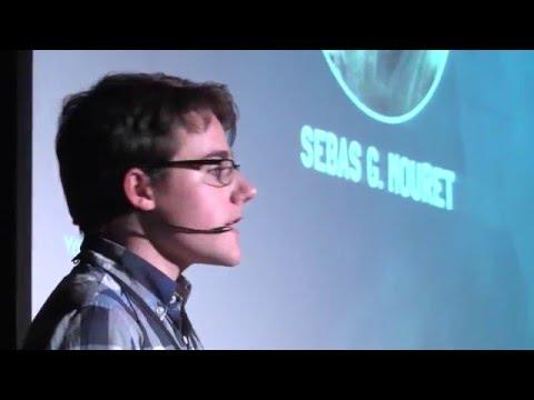 La pasión en la lectura la ponen los jóvenes | Sebastián García Mouret | TEDxYouth@Gijón
