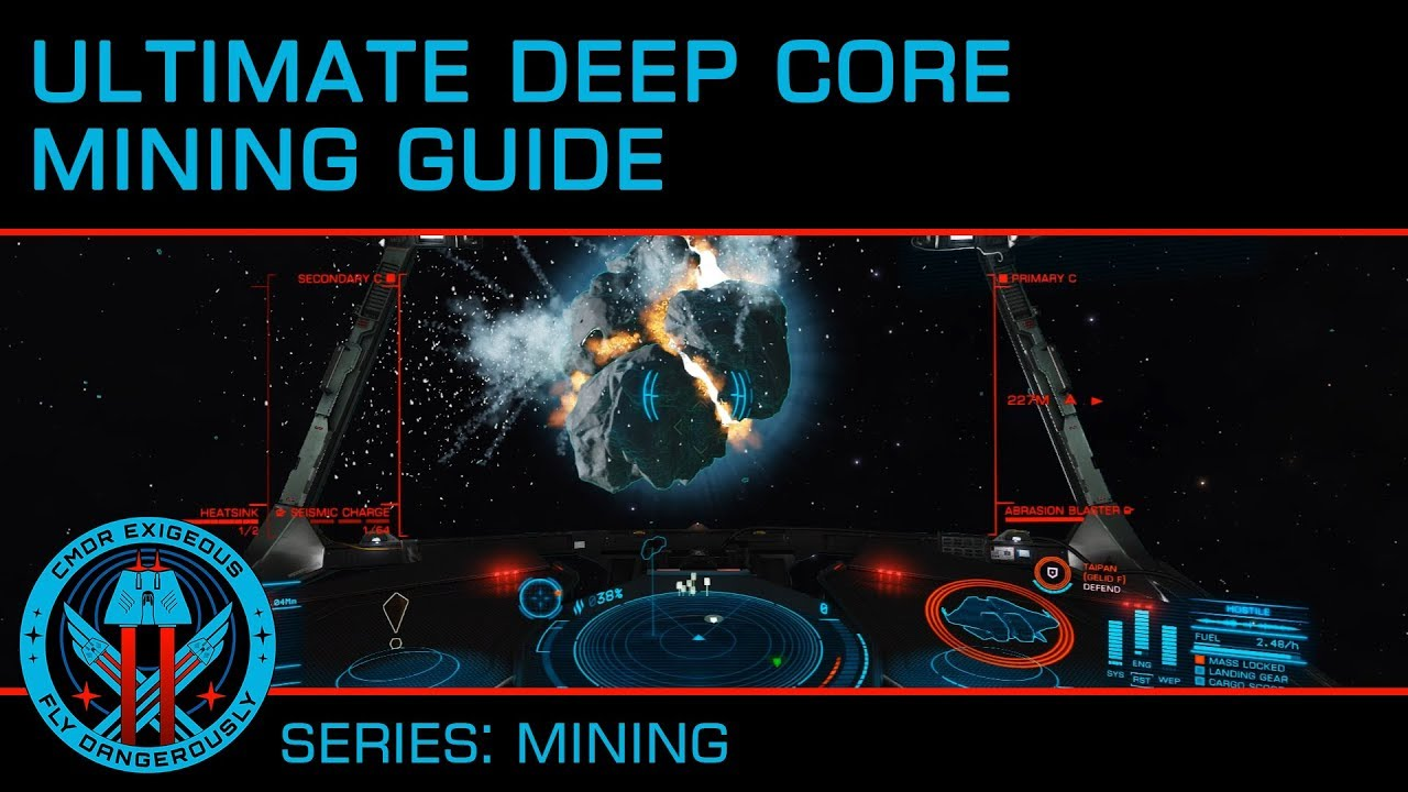 The Ultimate Deep Core Mining Guide