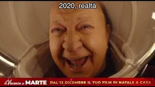 Natale nello Spazio (2011) VS In Vacanza su Marte (2020)