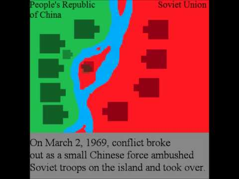 The Sino-Soviet Border Conflict