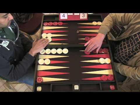 The Backgammon London Open 2013: Feature Match 9 - Raj Jansari VS Andy Kindler