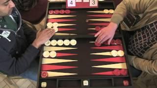 The Backgammon London Open 2013: Feature Match 9 - Raj Jansari VS Andy Kindler