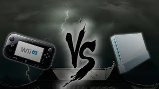 Wii VS Wii U (Kung Fu Panda Meme)