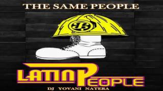 THE SAME PEOPLE LATIN PEOPLE EL NEGRON DE LAS MEZCLAS