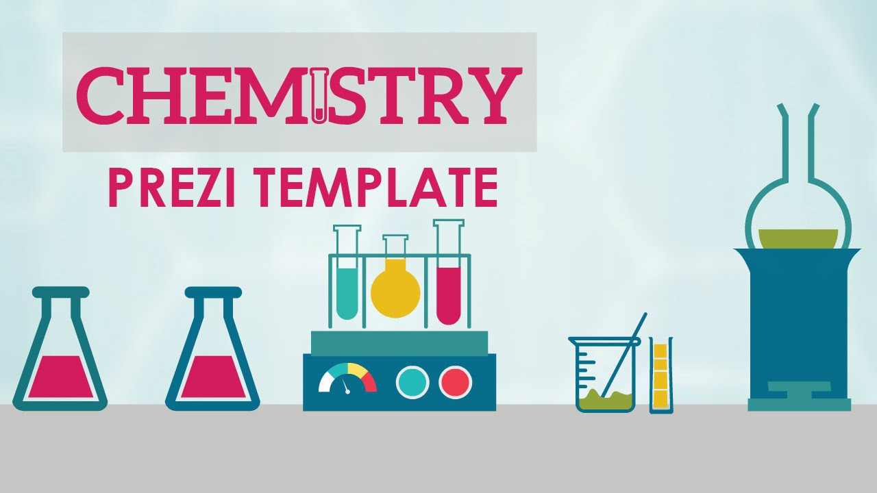 chemistry prezi template youtube