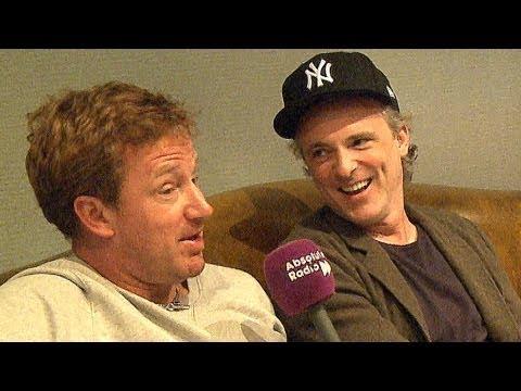 Travis Interview - live from Hard Rock Cafe Edinburgh