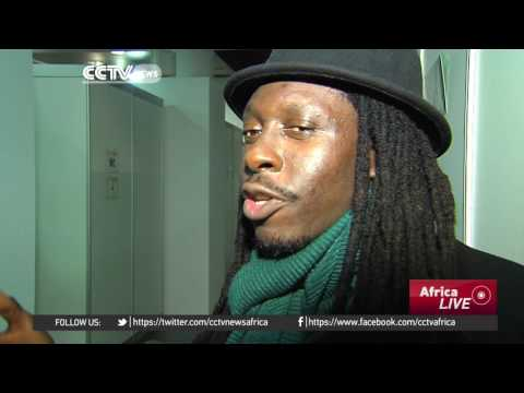 African artists use platform to showcase talents