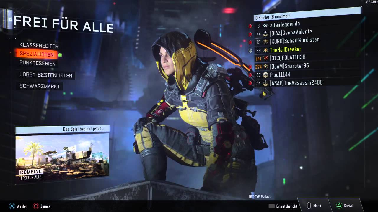 how to get gold armor black ops 3